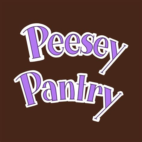 Peesey Pantry