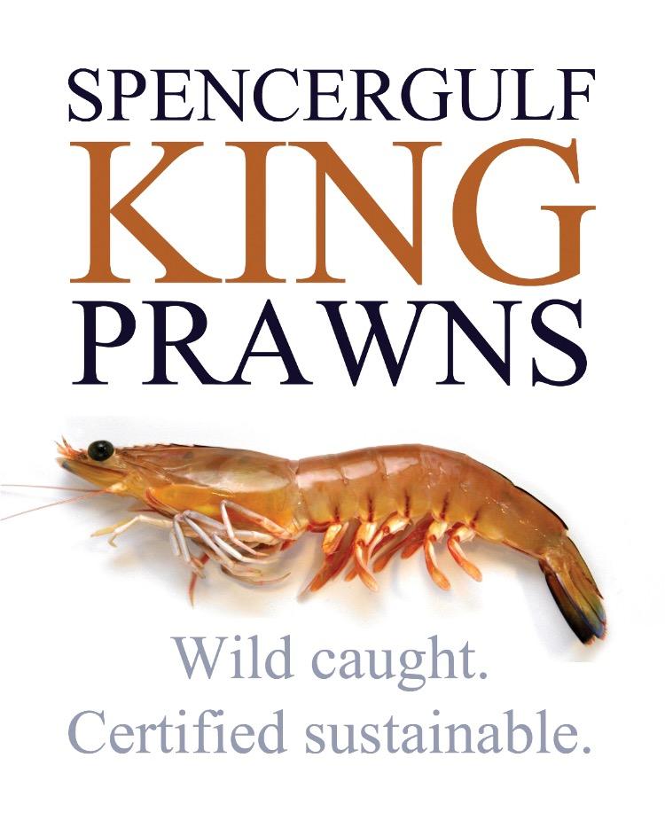 Spencer Gulf King Prawns